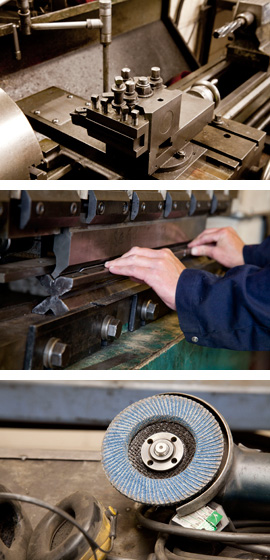 High Quality Steel Fabrication & Steelworking