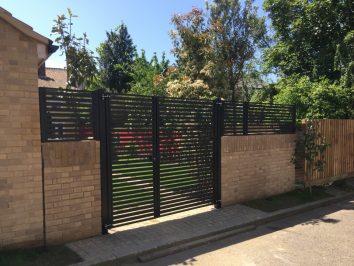 Barton gates