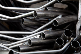 Fabricated Steel Tubes